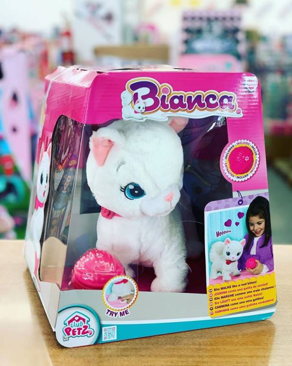 Club Petz Bianca