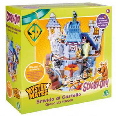 Scooby Doo Brivido Al Castello Giochi Preziosi Gp402094 34 90eur