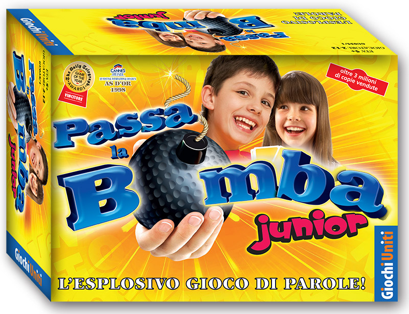 Passa la Bomba Junior