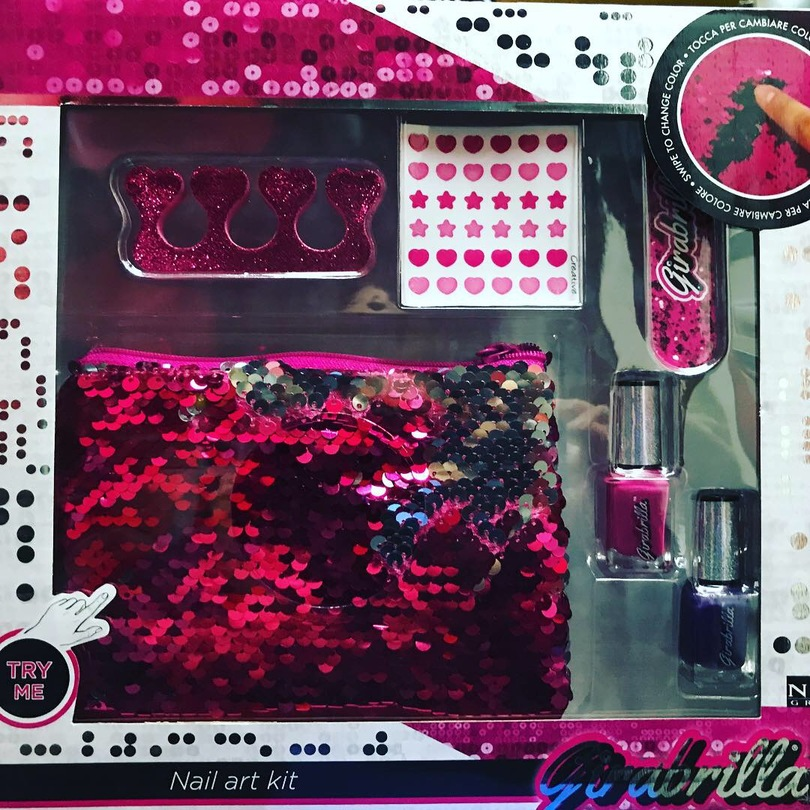GiraBrilla Nail Art Kit