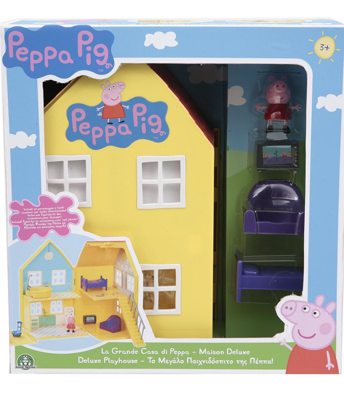 Peppa Pig La Scuola Di Madame Gazelle Giochi Preziosi Ccp038273