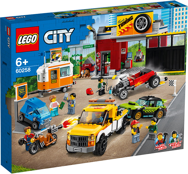 city 60258 Autofficina