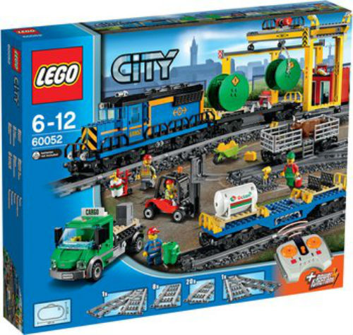 City 60052 Treno Merci